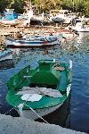 Die kleine Werft von Neas Marmaras