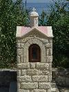 Eine der unzähligen privaten Kapellen