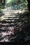Wanderweg von Papa Nero in Richtung Mouresi