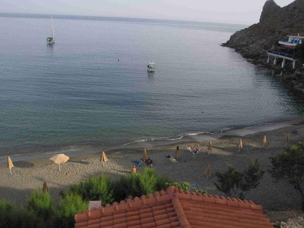Die Gaitani Studios in Lentas an der Südküste von Kreta
